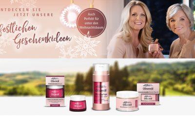 30% Weihnachtsrabatt auf alle medipharma cosmetics Produkte